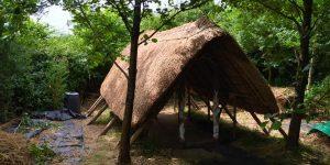 Litton Cheney Saxon Hut