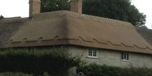 Purbeck Thatcher Osmington Roof